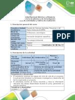Guía de Actividades y Rúbrica de Evaluación - Etapa 6 - Artículo Científico