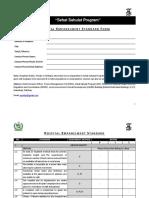 SSP Hospital Empanelment Criteria Final
