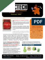 Exactech Newsletter FEB 2019