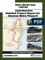 Detailed Project Report Chennai Metro Phase 2