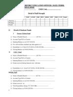 performa audit education