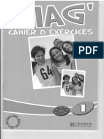 Le Mag 1 Cahier d'Exercices