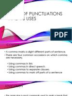 Basic Punctuation Marks Powerpoint