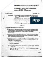 EDC Question Papers