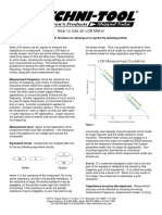 BK Precision - How to Use an LCR Meter.pdf