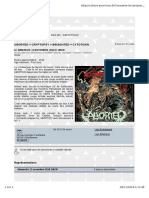 ABORTED + CRYPTOPSY + BENIGHTED + CYTOTOXIN