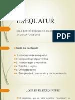 EXEQUATUR (1)