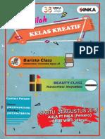Poster Kelas Kreatif R4