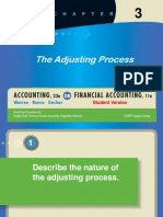 Proses penyesuaian dalam akuntansi