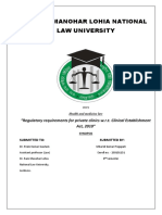 H&M Law Synopsis @Utkarsh.