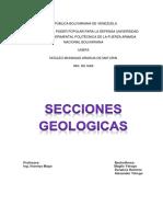 Informe 2 de Geologia