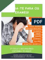 Preparação Exames Nacionais - Publicidade