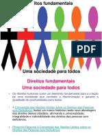 Direitos Fundamentais (I.N. Reabilitação)