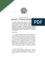 Causalita_ Statistica e Sociologia