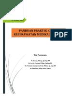 Panduan Praktik Klinik Keperawatan Medikal Bedah I TA 2019-2020