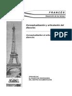 Thème 25 CEDE - Concept Et Articulation Du Discours