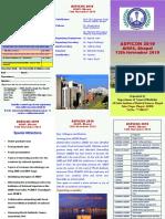 ASPICON 2019 Brochure
