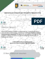 ProyectoBienPublicoLineamientosTelemedicina FR 31012019
