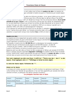 Fonctions Dates Et Heures Excel