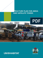 Structure Plan for Awka and Satellite Towns