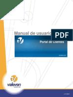 Manual de Usuario Portal Web Clientes