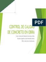 Generalidades Del Concreto- Carlos Solarte