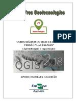 Treinamento QGIS