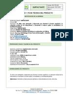 5.-Ficha Tecnica Del Producto SURFACTANTE(1)