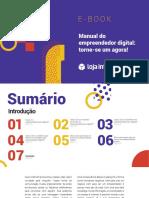 eBook Manual Do Empreendedor Digital