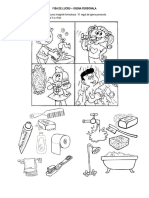 Igiena personala- fisa de lucru
