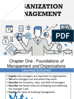 Organization Management ppt.