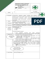 SOP Klasifikasi Kode