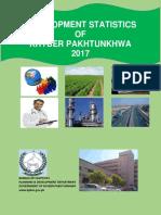 Development Statistics of Khyber Pakhtunkhwa 2017