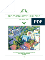 Proposed Hostel Building Final Report - Part 2 (Group 24)