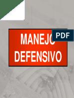 MANEJO DEFENSIVO[1]