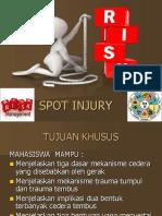 Spot injury