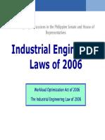 Iet Win Bills of 2006