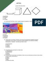 Paralela Arte 6 e 7 3 Unid.