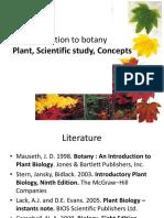 botani semester 1
