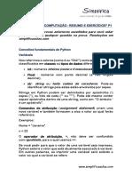 Python - Conceitos Fundamentais