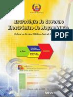 Estrategia+do+Governo+Electr—nico-Mocambique