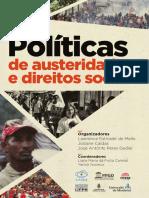 Políticas de Austeridade e Direitos Sociais Completo