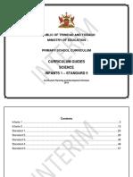MOE Science Curriculum 2013