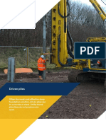 Driven Piles Brochure