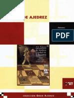 Linares 25 a 241 Os de Ajedrez - M Illescas a Rodr