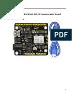 Keyestudio ESP8266 WI-FI Development Board With USB Cable