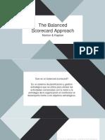 The Balanced Scorecard Approach