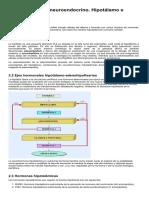 G367_ Tema 2. Sistema Neuroendocrino. Hipotálamo e Hipófisis