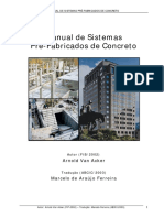 Mpf - Manual Pre-fabricados
