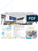 Christ's school's building news